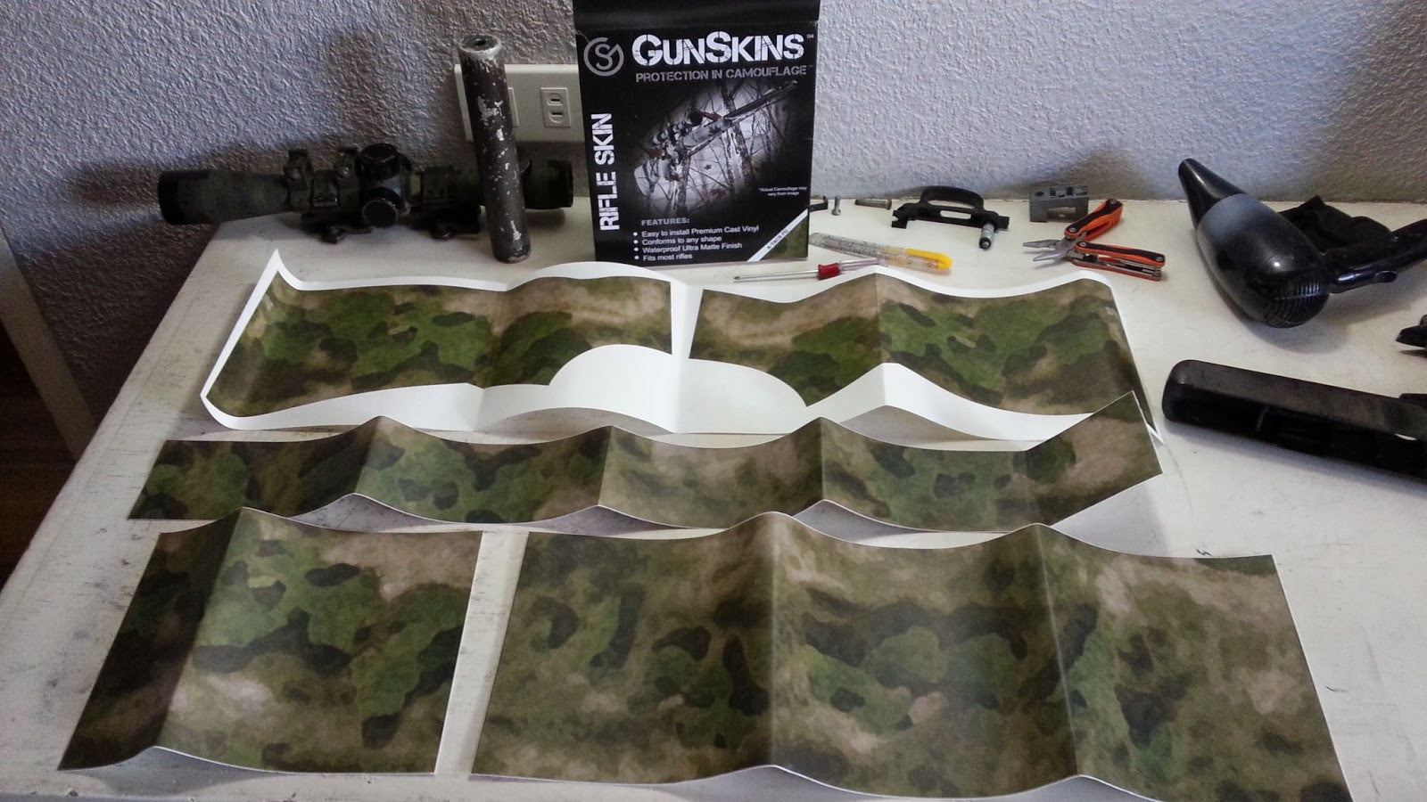 GunSkins DIY Kit