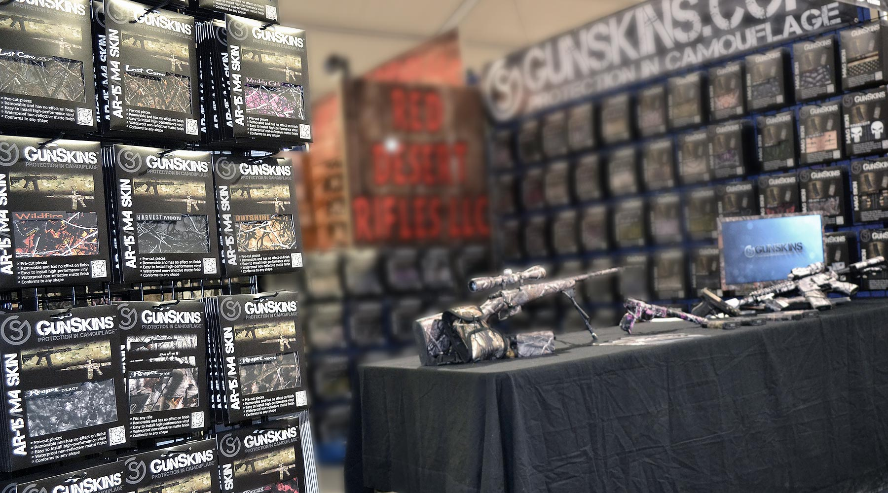 GunSkins Booth