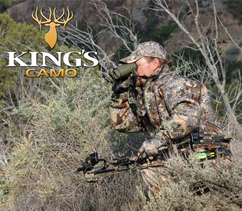 King's Camo is effective in Western Terrain