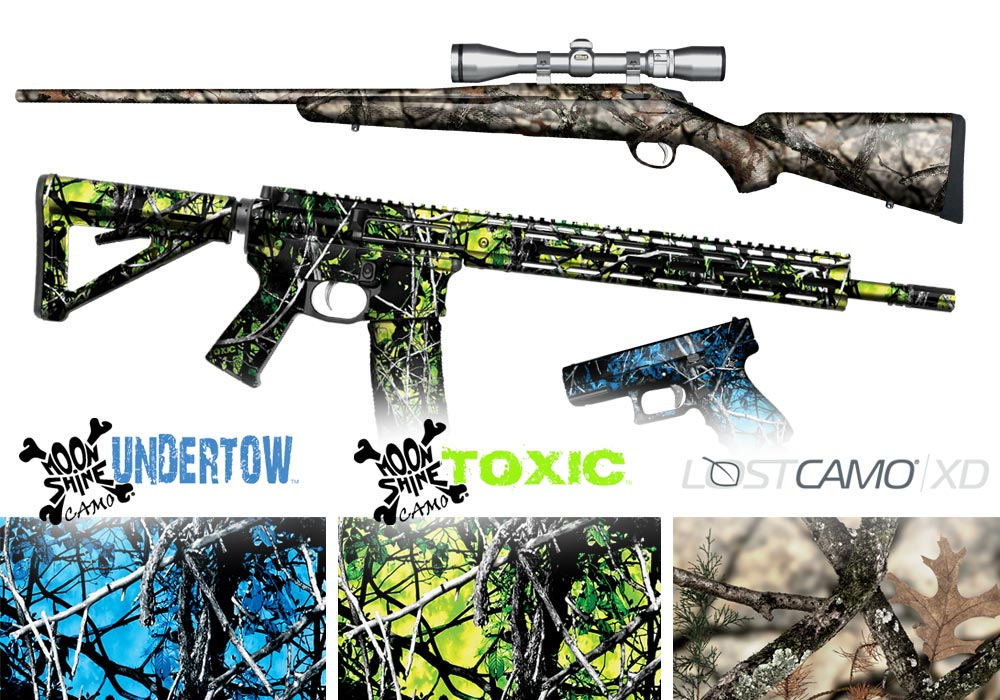 New Camouflage Patterns