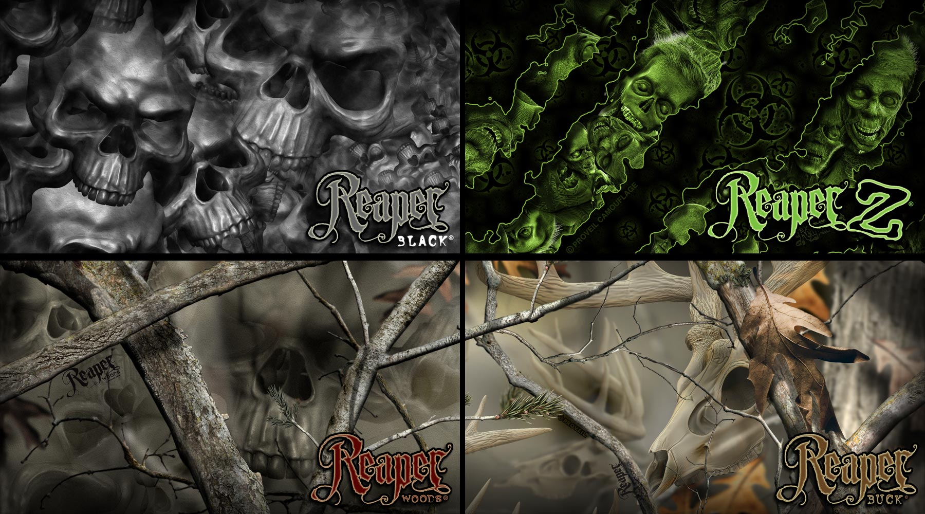 The Reaper Series from Proveil Camo