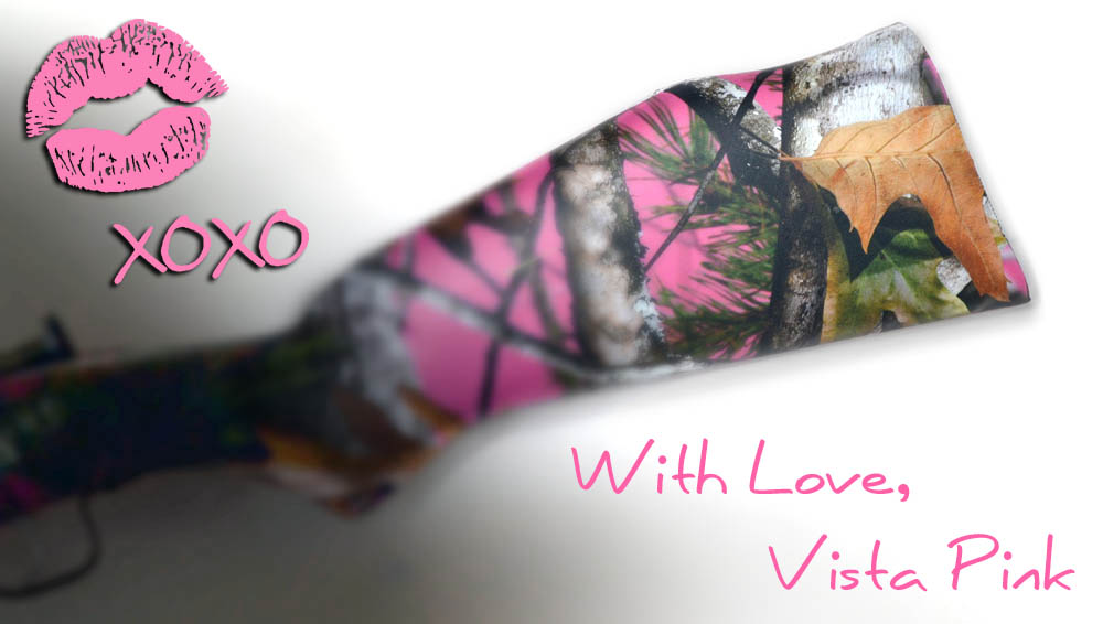 With Love, Vista Pink
