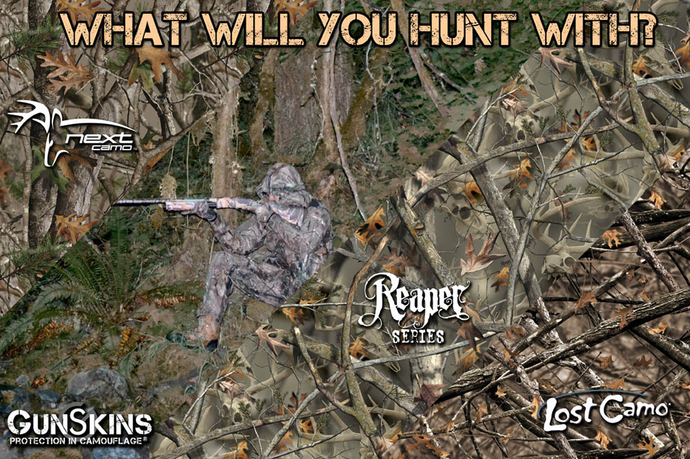 GunSkins: What Will You Hunt With?