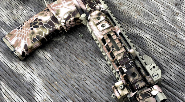 Scope Skin Camouflage Wrap