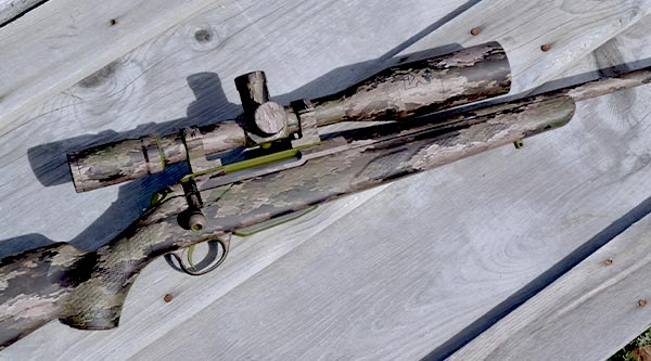 GunSkins Rifle Skin DIY Vinyl Camo Wrap Kit