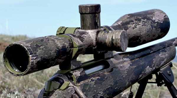 Gunskins Scope Skin Camouflage Wrap Vinyl Diy Kit