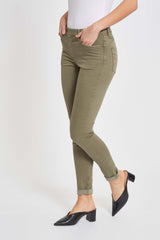 Faith Turnup Slim SL - Khaki