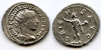 Beautiful silver antoninianus of Gordian III (238-244 AD), Antioch mint, Roman Empire
