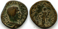 Bronze sestertius of Philip I (244-249 AD), Rome mint, Roman Empire