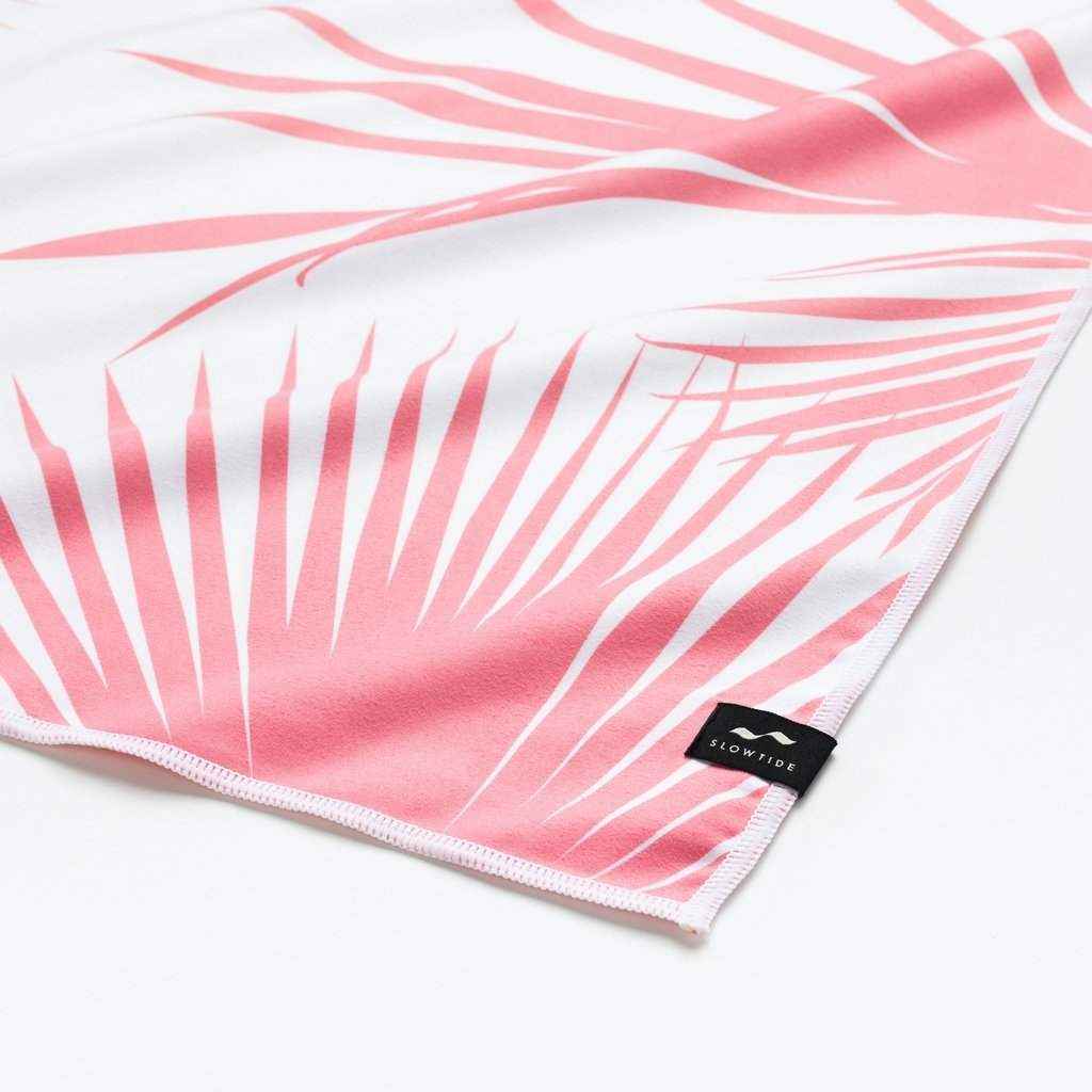 Microfibre Towel - Day Palms