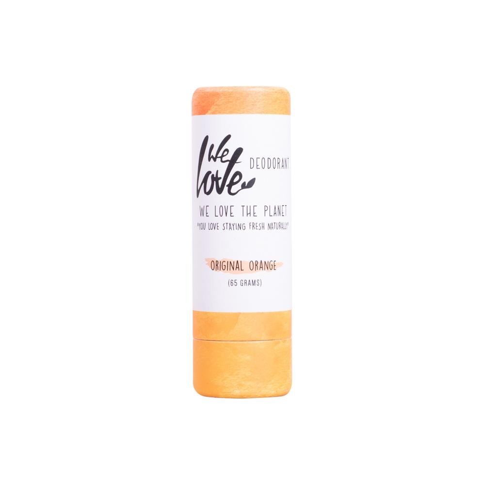 Natural Deodorant Stick - Original Orange