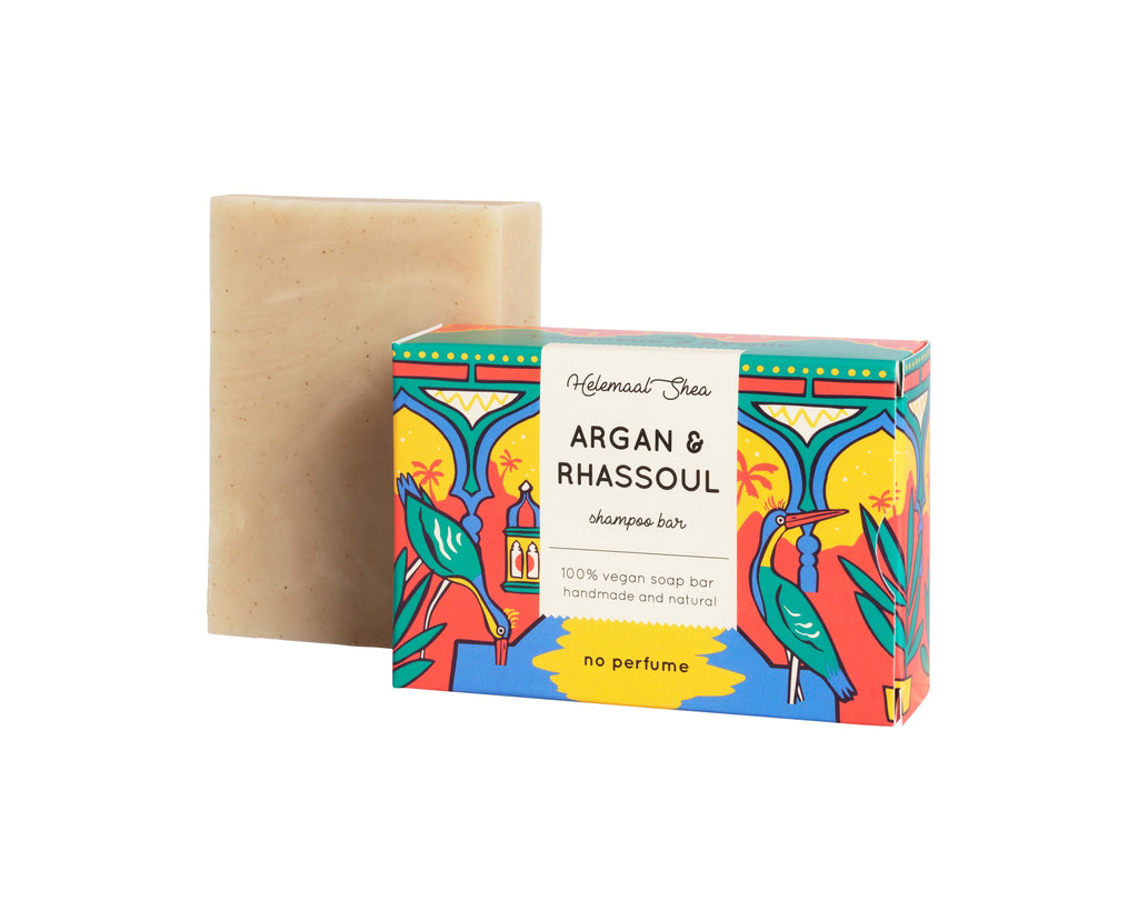 Shampoo Bar - Argan Oil and Rhassoul Clay
