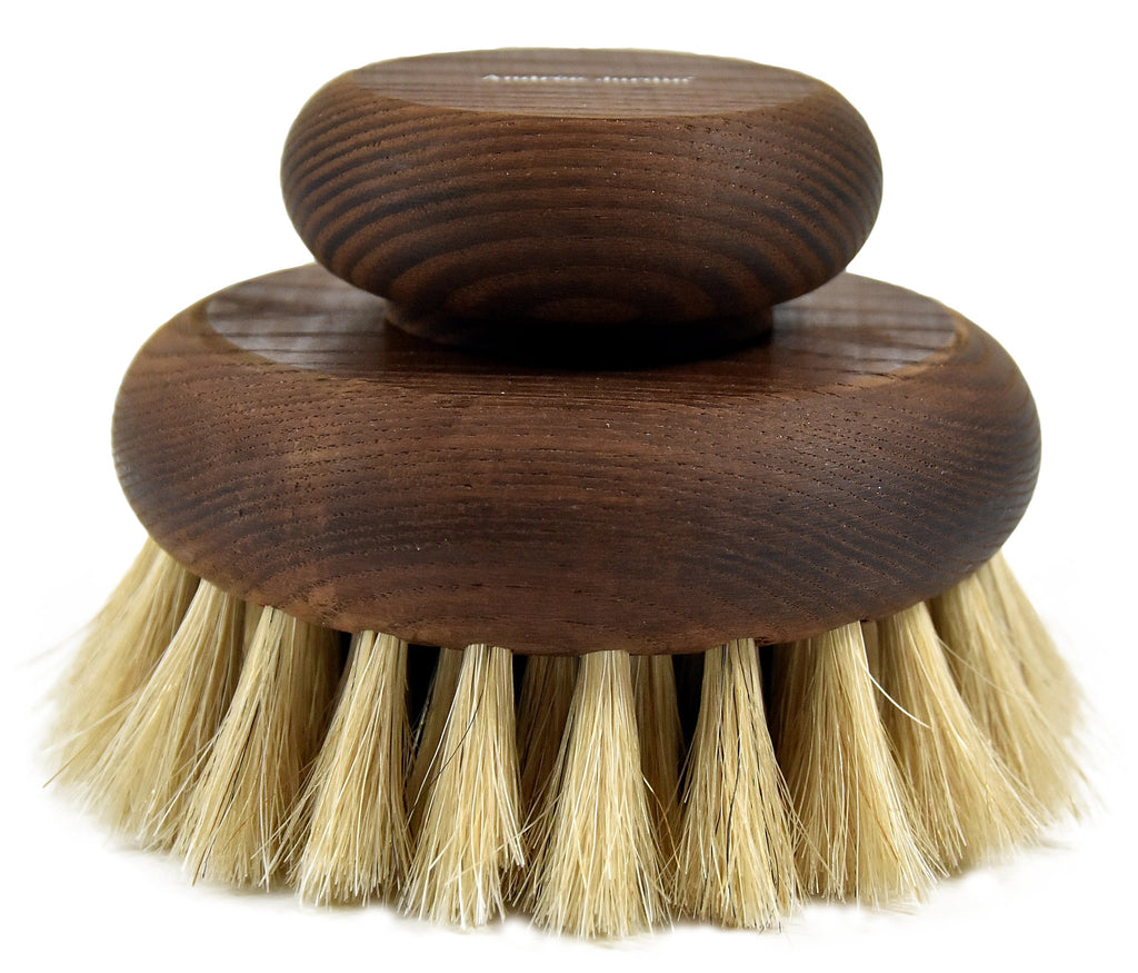Ash Wood Body Brush