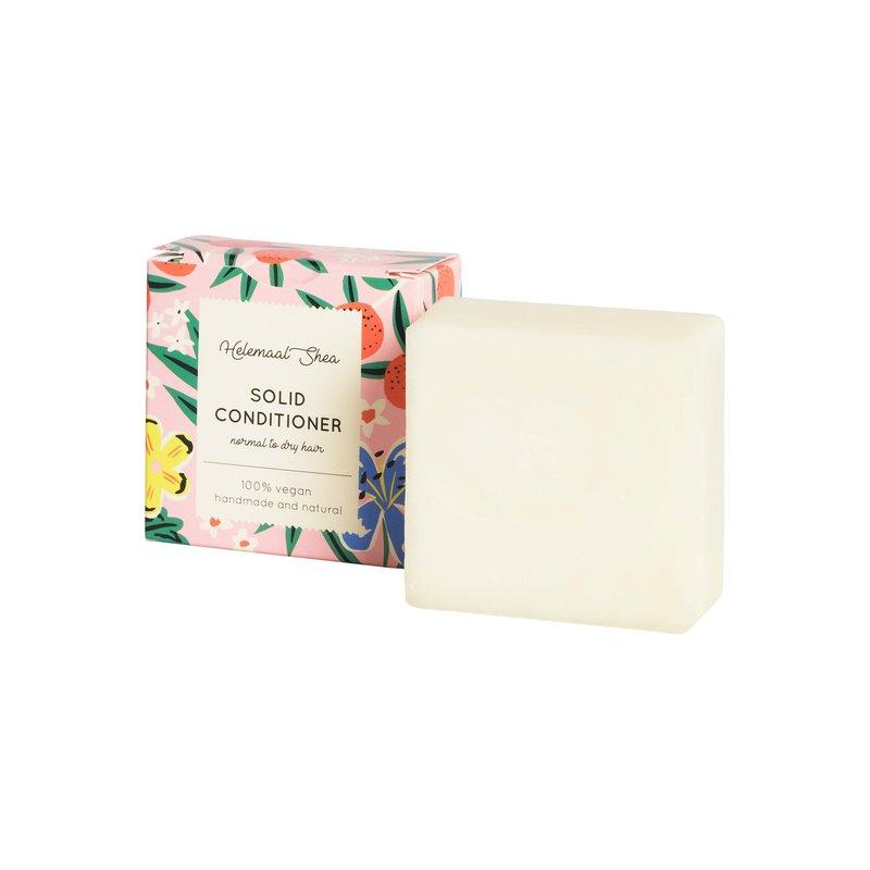 Helemaal Shea - Solid Conditioner Bar - Normal To Dry Hair