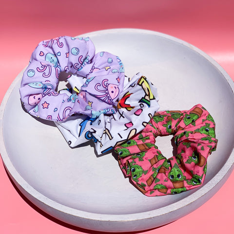 Be Bold Scrunchie Bundle
