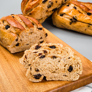 Egg and Raisin Bread