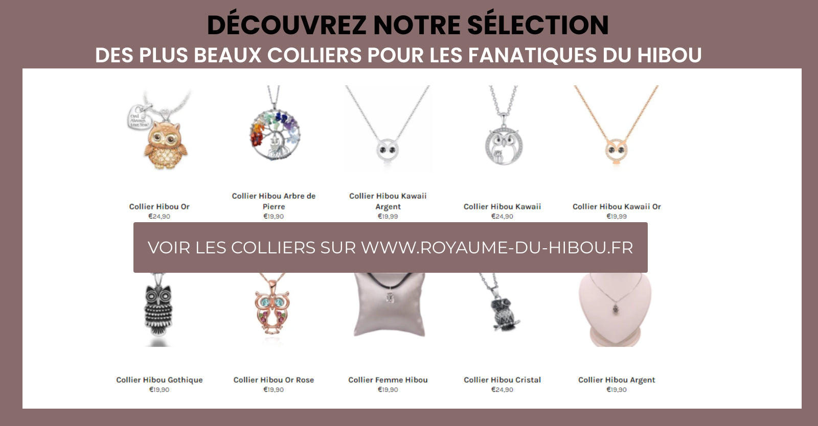 COLLIERS HIBOU