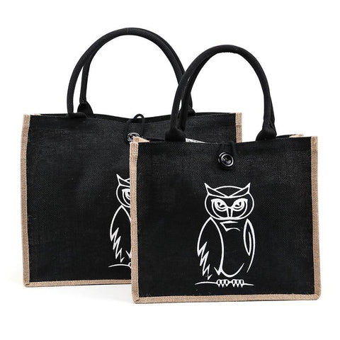 Sac à Main Hibou