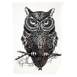 Tatouage Hibou Grand Duc