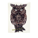 Tatouage Hibou Old School