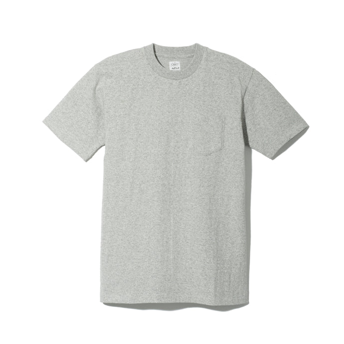 POCKET TEE (GRAY) - A'r139 Kamakura