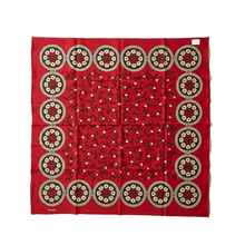 Load image into Gallery viewer, SATIN SCARF(RED) - A'r139 Kamakura