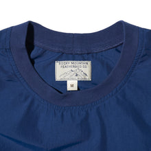 Charger l'image dans la galerie, 【RMFB 21SS】HANG OUT PULLOVER TASLAN NYLON(INK BLUE) - A'r139 Kamakura