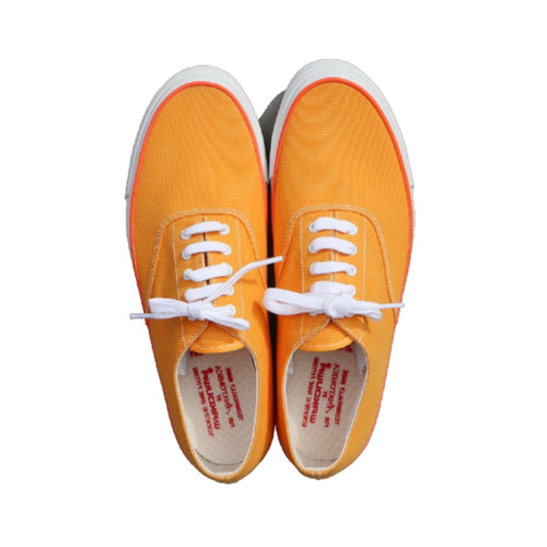 WAKOUWA DECK SHOES LOW (GOLD) - A'r139 Kamakura