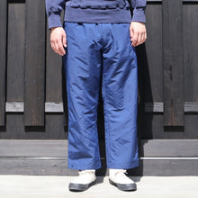 Load image into Gallery viewer, 【RMFB 21SS】HANG OUT PANTS TASLAN NYLON(INK BLUE) - A'r139 Kamakura
