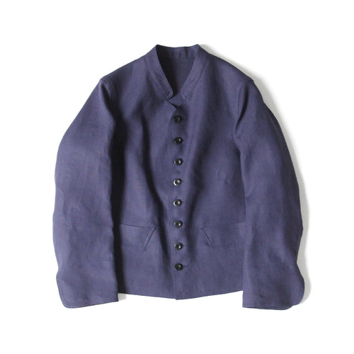 LADIES' DOLMAN IRISH LINEN - A'r139 Kamakura