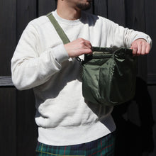 Load image into Gallery viewer, 【Mil Spec】SMALL SHOULDER BAG US NYLON - A'r139 Kamakura