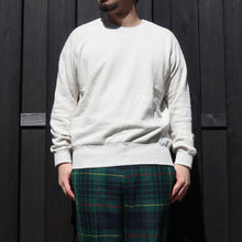 이미지를 갤러리 뷰어에 로드 , SWEAT SHIRTS CREW NECK(OATMEAL) - A'r139 Kamakura