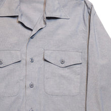 将图片加载到图库查看器,US AIR FORCE OX SHIRT DEAD STOCK - A'r139 Kamakura