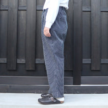 画像をギャラリービューアに読み込む, GERMAN MILITARY STRIPED COCK PANTS - A'r139 Kamakura