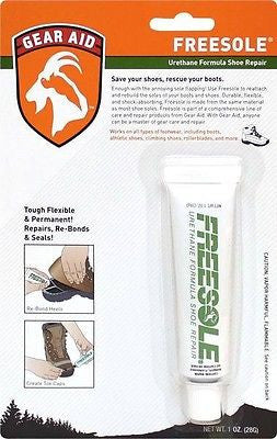 Freesole Urethane Formula Permanent Shoe & Boot Repair 1oz