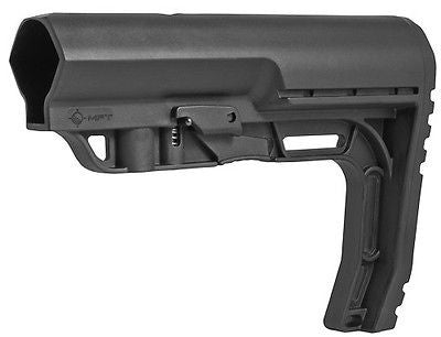 Mission First Tactical Battlelink Minimalist Stock (BMS) Commercial Black