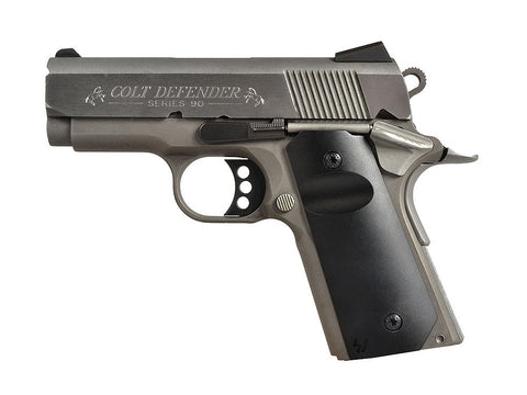 Strike Industries Officer Compact 1911 Grips, Smooth