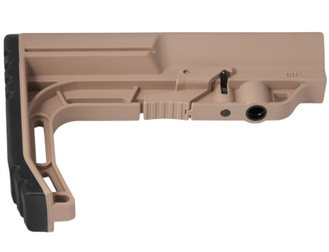 Mission First Tactical Battlelink Minimalist Stock (BMS) FDE (Sand)