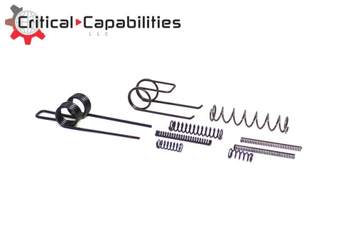 Critical Capabilities Mil-Spec AR Lower Spring Kit