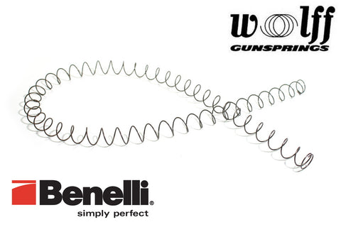 Wolff Gunsprings Benelli Magazine Spring 12 Gauge M1 M2 Super Black Eagle (SBE)