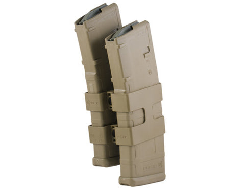 Mission First Tactical M16/AR15 Magazine Coupler SDE