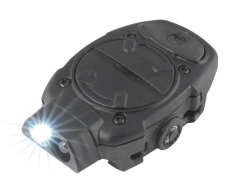 Mission First Tactical Torch Back Up Light (Rail Mounted) Black