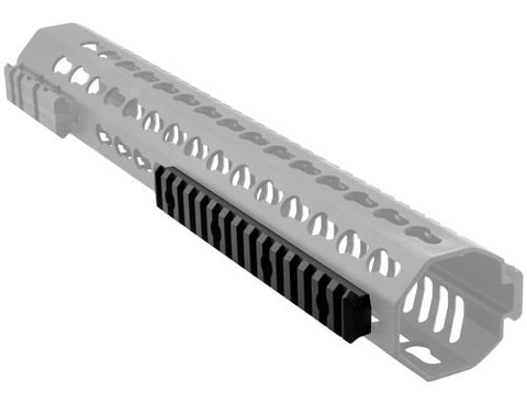 "Mission First Tactical Tekko Metal KeyMod™ 6"" Rail Section"