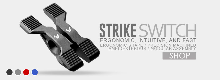 Strike Industries AR selector