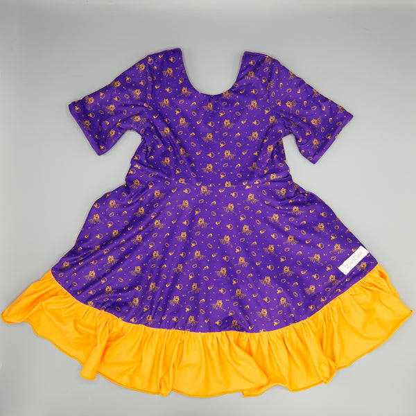 LSU/Saints Reversible Dress
