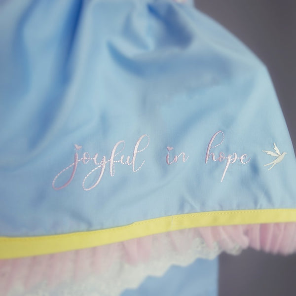 Joyful in Hope Set + Pettiskirt