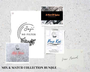 Mix and Match Collection Custom Bundles