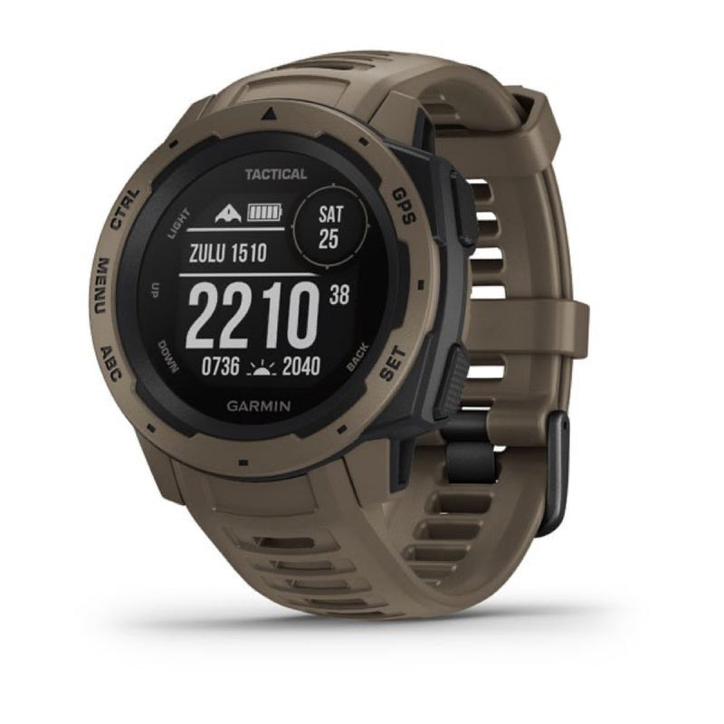 Garmin Instinct – Tactical Edition