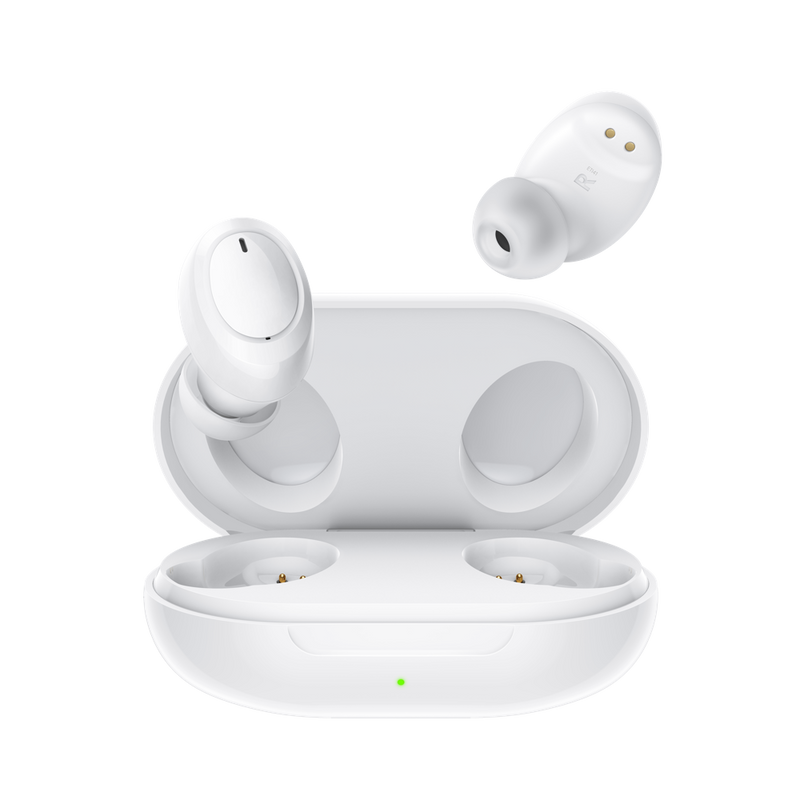 OPPO Enco W11 True Wireless In-ear Headphones (White)