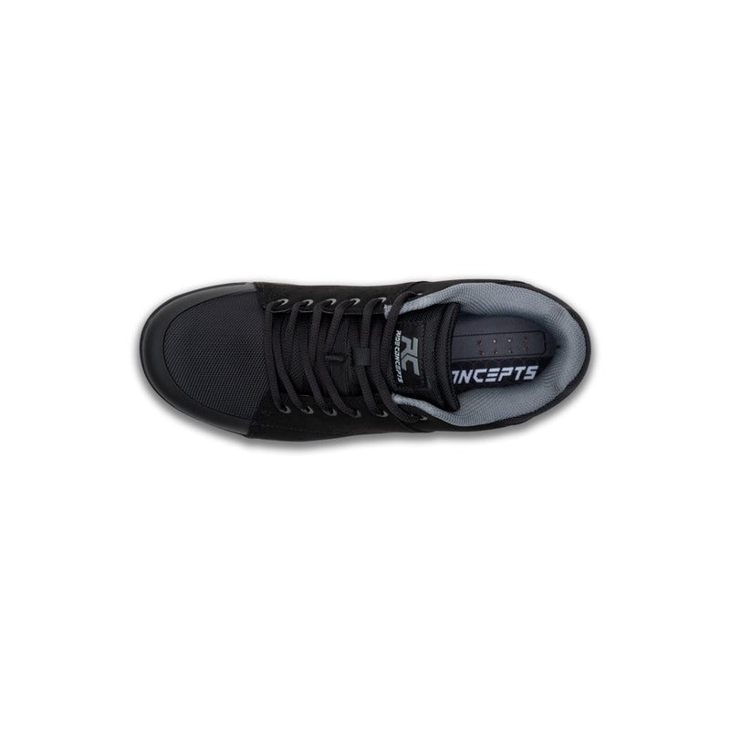 Ride Concepts Mens Livewire (Black/Charcoal)
